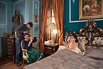 """Shooting of the series """"Amr Al Leila"""" (""""The Lord of the night"""") Lebanon April 2017 (M&M production). The story takes place during the time of the French mandate between 1939 and 1941.<br /> <br /> Tournage de la série """"Amr Al Leila"""" ( """"Le seigneur de la Nuit"""" ), Liban, Avril 2016 (M&M production). La série se déroule à l'époque du mandat Français, entre 1939 et 1941."""
