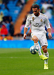 Real Madrid CF's Dani Carvajal during La Liga match. Aug 24, 2019. (ALTERPHOTOS/Manu R.B.)