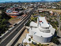Museo de Arte de Sonora, MUSAS. Boulevard Vildosola.. Paisaje urbano, paisaje de la ciudad de Hermosillo, Sonora, Museo de Arte de Sonora, MUSAS. Urban landscape, landscape of the city of Hermosillo, Sonora, Mexico.<br /> (Photo: Luis Gutierrez /NortePhoto)