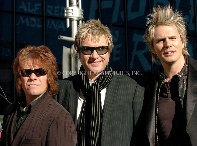 WWW.ACEPIXS.COM . . . . .  ....NEW YORK, OCTOBER 12, 2004....John Taylor and Simon Le Bon on Good Morning America to launch the new Duran Duran album Astronaut. ..Please byline: AJ Sokalner - ACE PICTURES..... *** ***..Ace Pictures, Inc:  ..Alecsey Boldeskul (646) 267-6913 ..Philip Vaughan (646) 769-0430..e-mail: info@acepixs.com..web: http://www.acepixs.com