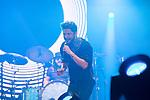 Manuel Carrasco in concert.June 29, 2019. (ALTERPHOTOS/Johana Hernandez)
