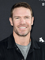 """LOS ANGELES - AUGUST 27: Nate Boyer attends the season two red carpet premiere of FX's """"Mayans M.C"""" at the ArcLight Dome on August 27, 2019 in Los Angeles, California. (Photo by Scott Kirkland/FX/PictureGroup)"""