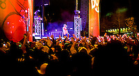 Mac Miller performs to a packed crowd at Freakfest 2012 on Saturday, 10/27/12, in Madison, Wisconsin