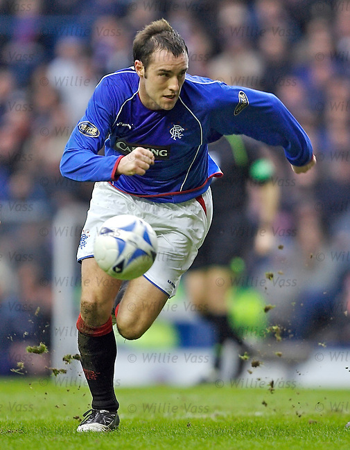 Kris Boyd, Rangers.stock season 2005-2006.pic willie vass