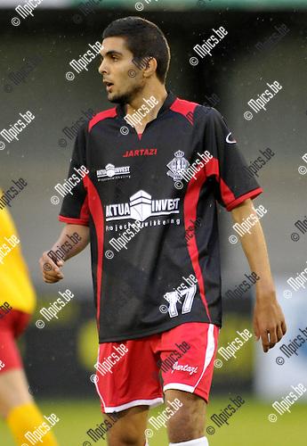 2010-08-25 / Voetbal / seizoen 2010-2011 / Hoogstraten VV / Karim Didi..Foto: Mpics
