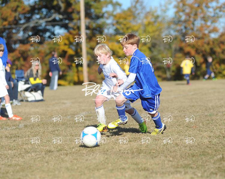 The Kick It 3v3 soccer tournament at Arlington, Tenn. on Saturday, November 2, 2013.