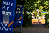 Hilversum, Netherlands, Juli 29, 2019, Tulip Tennis center, National Junior Tennis Championships 12 and 14 years, NJK, <br /> Photo: Tennisimages/Henk Koster