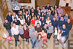 Michelle O'Connor from Kilcummin and John Cronin from Pinewood cerebrated their engagement surrounded by friends and family in The Brehon Hotel, Killarney last Saturday night.