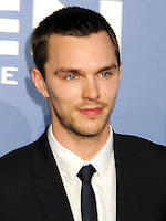 "NEW YORK CITY, NY, USA - MAY 10: Nicholas Hoult at the World Premiere Of Twentieth Century Fox's ""X-Men: Days Of Future Past"" held at the Jacob Javits Center on May 10, 2014 in New York City, New York, United States. (Photo by Celebrity Monitor)"