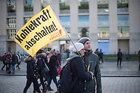 2015/12/12 Berlin | Umwelt | Protest gegen Kohlenutzung