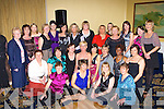 All the lovely ladies from St Columbanus's Killarney enjoying their hard earned Christmas party in the Dromhall Hotel, Killarney    Copyright Kerry's Eye 2008