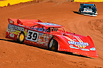 Feb 07, 2014; 11:39:14 AM; Waynesville, GA., USA; The Lucas Oil Late Model Dirt Series running The Georgia Boot Super Bowl of Racing at Golden Isles Speedway.  Mandatory Credit: (thesportswire.net)