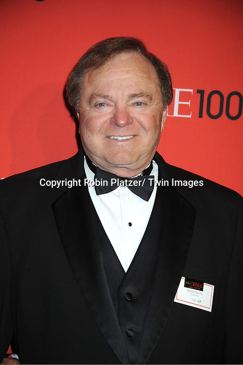 Harold Hamm attends The Time 100 Most Influential People in the World Gala on April 24, 2012 at Frederick P Rose Hall at Lincoln Center in New York City. .