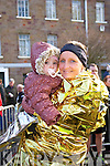 Charlette Devane and Ava Hennisey, Tralee at The Kerry's eye Valentine's Day 10 Mile Road Race on Saturday