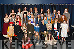 The Cast of LES  MISÉRABLE,S School Edition and from Kerry School of Performing Arts in their final dress rehearsals at their school, Strand Street,Tralee,on Sunday