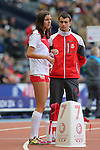 30/07/2014 - Athletics- Commonwealth Games Glasgow 2014 - Hampden Park - Glasgow - UK