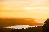 NEW ZEALAND, Okarito, The Tasman Sea Coastline from the Okarito Trig, Ben M Thomas