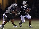 Hendrickson vs. Cedar Ridge - Varsity Football - September 28, 2012