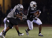 Hendrickson vs. Cedar Ridge - Varsity Football - September 28, 2012