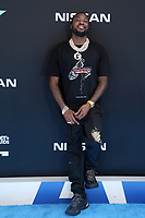 LOS ANGELES, CA - JUNE 23: Meek Mill at the 2019 BET Awards at the Microsoft Theater in Los Angeles on June 23, 2019. Credit: Faye Sadou/MediaPunch