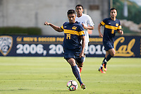 BERKELEY, CA - October 13, 2016: Aravind Sivakumar. Cal played UCLA at Edwards Stadium.