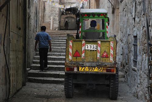 old city of Jerusalem; Vieille ville de Jerusalem