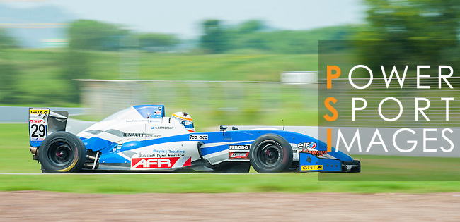 Garnet Patterson of KCMG drives during the 2015 AFR Series as part of the 2015 Pan Delta Super Racing Festival at Zhuhai International Circuit on September 19, 2015 in Zhuhai, China.  Photo by Moses Ng/Power Sport Images