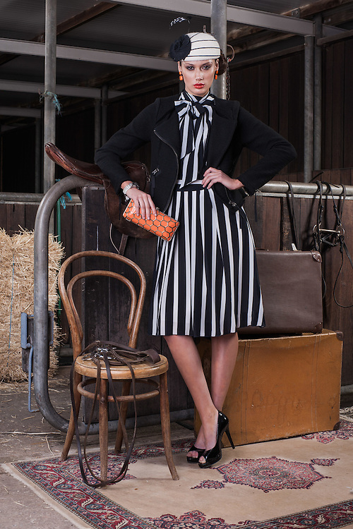 Fashion at The Races. Thoroughbred Racing SA.