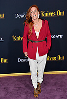 "LOS ANGELES, USA. November 15, 2019: Elisa Donovan at the premiere of ""Knives Out"" at the Regency Village Theatre.<br /> Picture: Paul Smith/Featureflash"