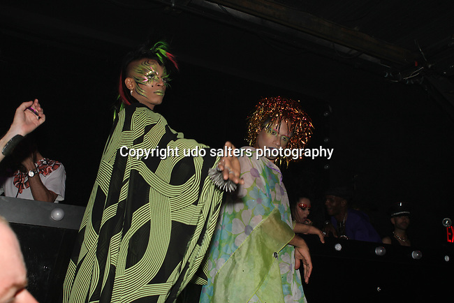 "Brandon Voss's Thursday party ""Q"" With Guest of Honor Cher at the Marquee Club, NY"