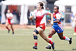 Tomomi Kozasa (JPN), <br /> AUGUST 30, 2018 - Rugby : <br /> Women's Group A match <br /> between Japan 65-0 Idonesia <br /> at Gelora Bung Karno Rugby Field <br /> during the 2018 Jakarta Palembang Asian Games <br /> in Jakartan, Idonesia. <br /> (Photo by Naoki Morita/AFLO SPORT)