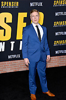"""LOS ANGELES, CA: 27, 2020: Dustin Tucker at the world premiere of """"Spenser Confidential"""" at the Regency Village Theatre.<br /> Picture: Paul Smith/Featureflash"""