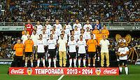 Valencia - Olympiacos (Presentación, Trofeo Naranja)