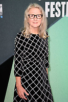 Director Sally Potter at the London Film Festival 2017 screening of &quot;The Party&quot; at Embankment Gardens Cinema, London, UK. <br /> 10 October  2017<br /> Picture: Steve Vas/Featureflash/SilverHub 0208 004 5359 sales@silverhubmedia.com
