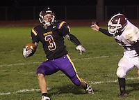 Football vs Wes-Del 10-17-09