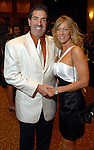 Patrick and Lisa Levantino at the Una Notte in Italia dinner and fashion show at the InterContinental Hotel Friday Nov. 07, 2008. (Dave Rossman/For the Chronicle)
