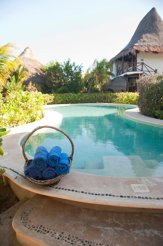 Hotel las Nubes, Holbox, Quintana Roo Mexico