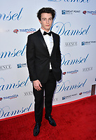 Dylan Summerall at the premiere for &quot;Damsel&quot; at the Arclight Hollywood, Los Angeles, USA 13 June 2018<br /> Picture: Paul Smith/Featureflash/SilverHub 0208 004 5359 sales@silverhubmedia.com
