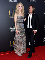 04 November 2018 - Beverly Hills, California - Nicole Kidman, Keith Urban . 22nd Annual Hollywood Film Awards held at Beverly Hilton Hotel. <br /> CAP/ADM/BT<br /> &copy;BT/ADM/Capital Pictures