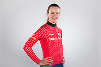 Picture by Alex Whitehead/SWpix.com - 12/10/2017 - British Cycling - Great Britain Cycling Team Senior Academy Portraits - HSBC UK National Cycling Centre, Manchester, England - Team Breeze's Jess Roberts.