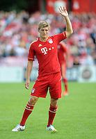 Fussball 1. Bundesliga:  Saison   2011/2012    Testspiel FC Bayern Muenchen  - Traumspiel 23.07.2011 Toni Kroos (FC Bayern Muenchen)