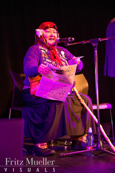 Adaka Cultural Festival 2016, Whitehorse, Yukon, Canada, Yukon First Nation Culture and Tourism Association, Kwanlin Dun Cultural Centre, Sharon Shorty