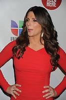 Barbara Bermudo at the Univision Upfront 2012 reception at Cipriani 42nd Street on May 15, 2012 in New York City. ©mpi01/MediaPunch Inc