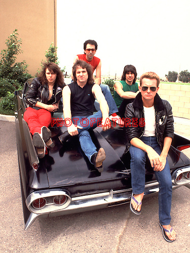 Alcatrazz 1983 with Graham Bonnet and Yngwie Malmsteen...