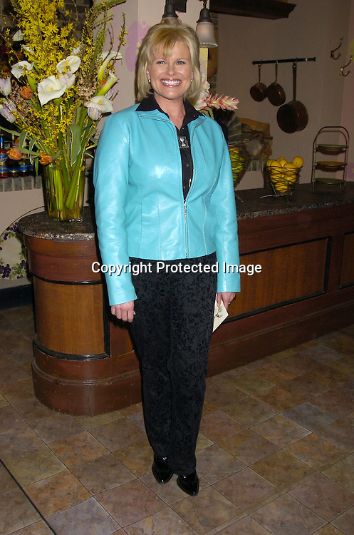 Judi Evans ..at The Announcements of the 32nd Annual Daytime Emmy ..Award's Nominations on March 2, 2005 at Guiding Light Stages in New York City...Photo by Robin Platzer, Twin Images
