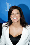 """Aactress GINA CARANO poses for photographers at the photocall for the film """"Haywire"""" during the 62nd Berlin International Film Festival Berlinale."""