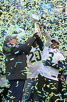 Seattle Seahawks Superbowl Parade 2-5-14