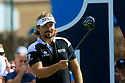 Victor Dubuisson (FRA) during the final round of the DP World Golf Championship played at the Earth Course, Jumeira Golf Estates, Dubai 19-22 November 2015. (Picture Credit / Phil Inglis )