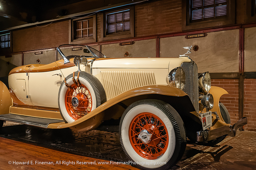 Larz Anderson Classic Cars