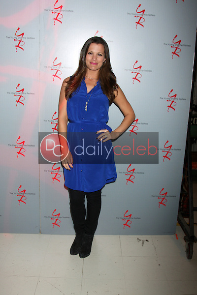 Melissa Claire Egan<br />